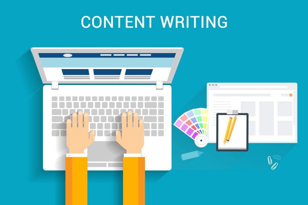 محتوا نویس وبلاگ