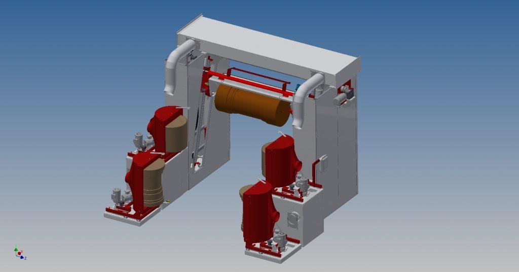 ساخت ماشین آلات پرکن مایعات رقیق وغلیظ