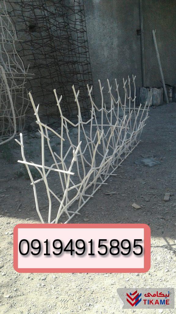 ساخت حفاظ شاخ گوزنی دماوند
